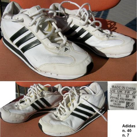 cerco scarpe adidas