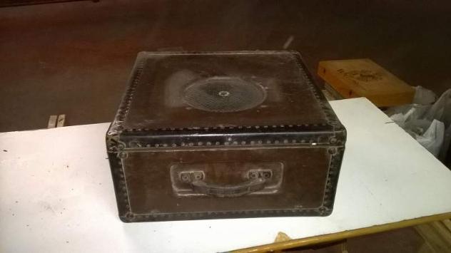 Amplificatore a valigia Geloso del 1956 - Foto 4