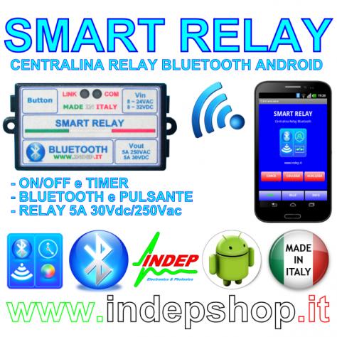 Interruttore wireless radio bluetooth per smartphone o tablet - Foto 2