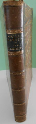 Lord BYRON::Childe harold O. GOLDSMITH :The Traveller.1855