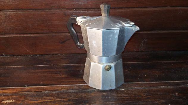 V463 caffettiera riuso Pezzetti 4tz