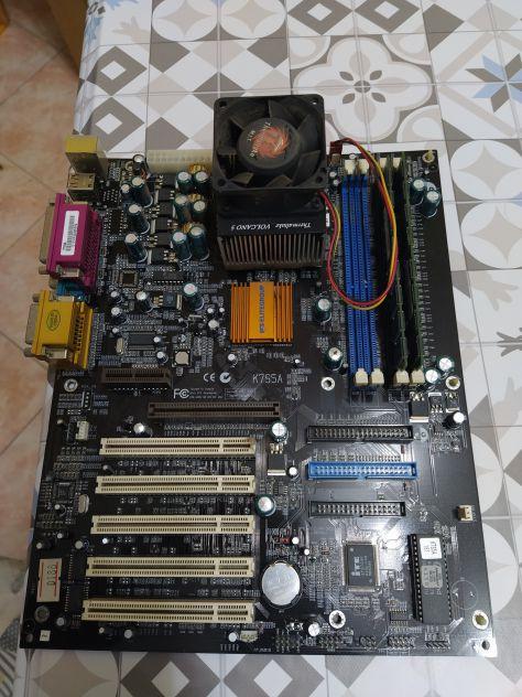 R78-SCHEDA MADRE PER PC.