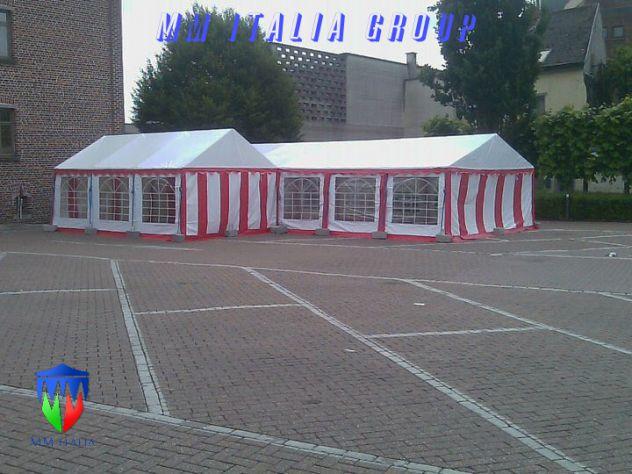 Gazebo Tendostrutture Tendoni Professionali 3 x 6 MM Italia Group