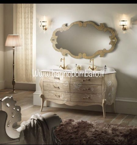 Mobile bagno stile barocco - Annunci Milano