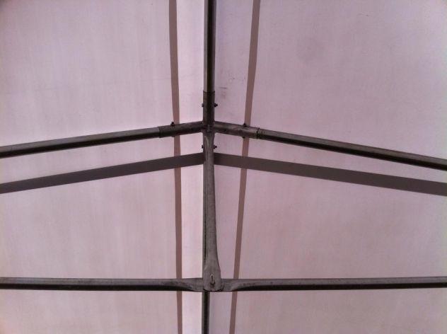 Coperture, Tendostrutture Tendoni, 6 x 6 in Pvc per Feste - Foto 5