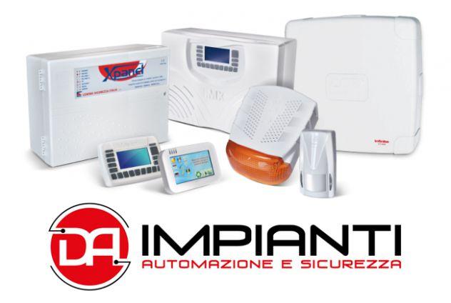 Assistenza impianti di allarme CSI Centro Sicurezza Italia a Lucca - Foto 5