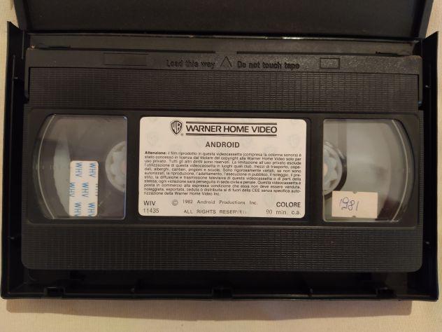 R65- CASSETTA VHS - FILM/ALTRO - Foto 6