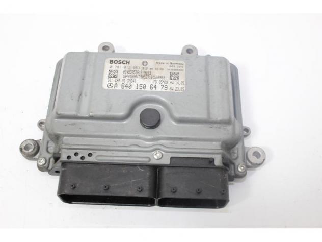 0281012953 CENTRALINA MOTORE ECU MERCEDES-BENZ CLASSE A (W169) 2.0 CDI 16V  …