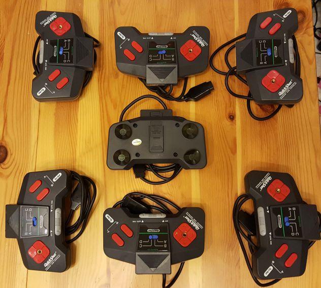 20 joystick per Amiga Commodore Atari MSX SEGA Amstrad