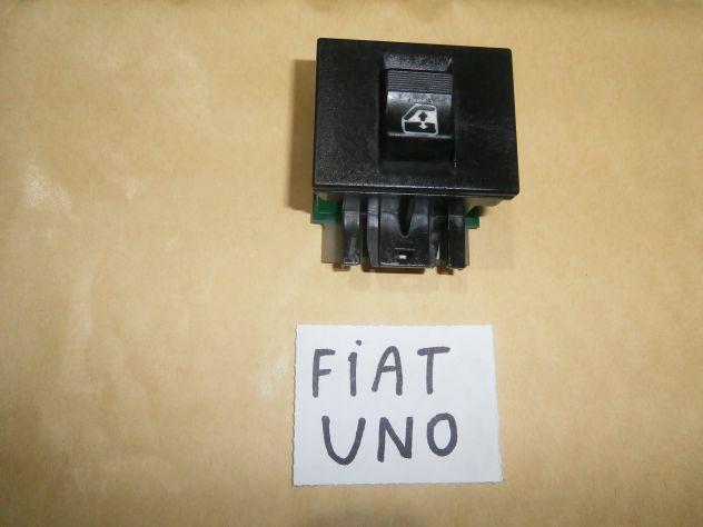 Interruttore pulsante vetri elettrici Fiat uno turbo  i.e. 1°s prima serie  … - Foto 3