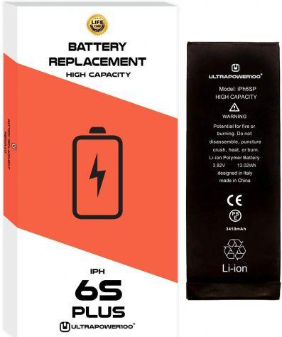 Batteria Alta Capacità compatibile con iPhone 6S Plus