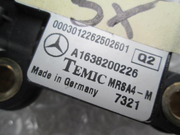 KIT AIRBAG COMPLETO MERCEDES W163 ML400 AMG 4.0 D 4X4 184KW 5P AUT (2001) R … - Foto 6