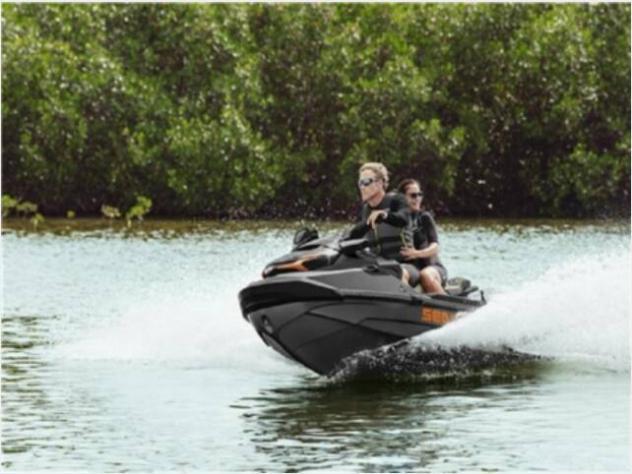 moto d'acquaSea Doo GTX STD 230 ECLIPSE BLACK - Foto 4