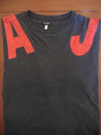T-Shirt ARMANI JEANS Uomo Maniche Lunghe L
