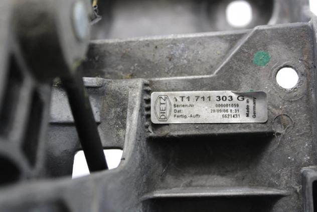 1T1711303G LEVA FRENO DI STAZIONAMENTO A MANO VOLKSWAGEN CADDY 1.9 77KW D 5 … - Foto 2