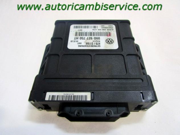 09D927750HT CENTRALINA CAMBIO AUTOMATICO AUDI Q7 3.0 176KW 5P D AUT (2008)  …