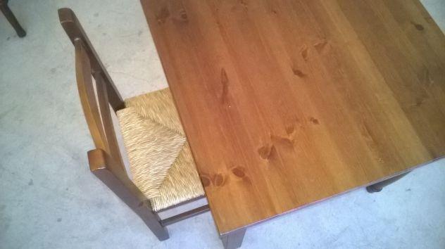 Tavoli in legno massello da ristorante