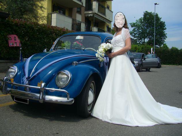 Noleggio MAGGIOLINO 1962 per Matrimoni, eventi ecc ... - Foto 5