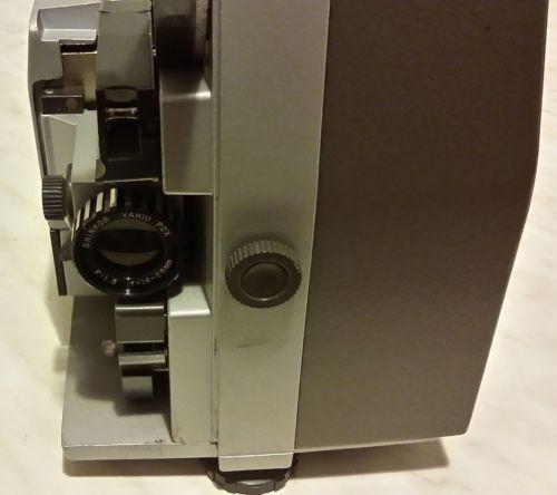 Storico Proiettore Silma 120 SL Super 8 vintage perfetto non testato - Foto 3