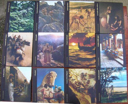 Le origini dell 'uomo Armando Curcio Editore anno 1980 formato 23,5x26,6 co … - Foto 2