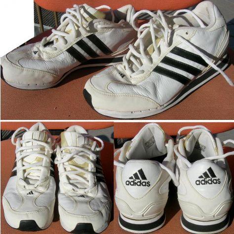 Scarpe Adidas Superstar nr 40  Usato (vedere foto)  Euro 19,00 (compre - Foto 3