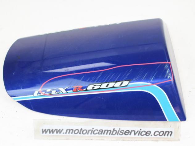 COPRI SELLA POSTERIORE SUZUKI GSX R 600 2001-2003 4555040F10YC2 REAR SEAT C …