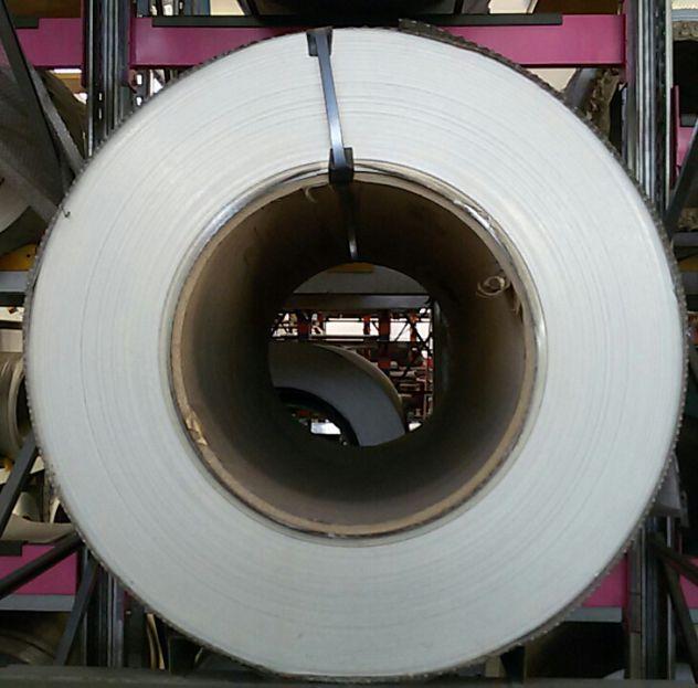Alluminio preverniciato nuovo in bobina / coil lamiere lastre fogli