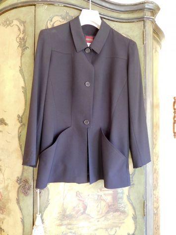 GIACCA DONNA tg. 44 designer KENZO Paris France in lana di colore nero