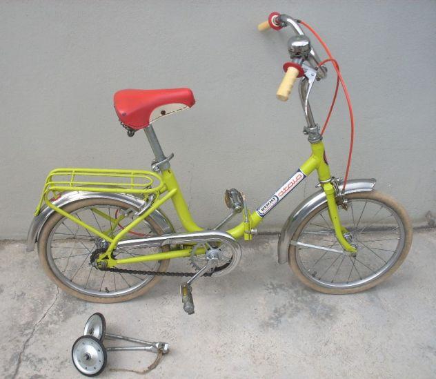 Bicicletta Bimbi Pieghevole Atala Mec 2000 Annunci Bologna