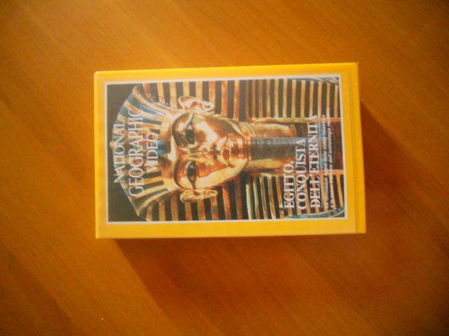Cassetta VHS National Geografic