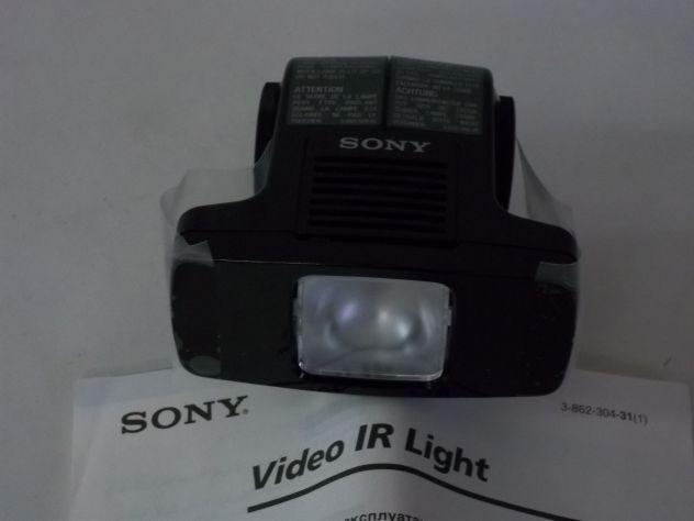 Lampada video infrarossi per riprese notturne SONY  HVL-IRH. - Foto 3