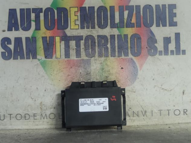 CENTRALINA DI CONTROLLO CAMBIO AUTOMATICO MERCEDES-BENZ CLASSE C (W/S204) ( …