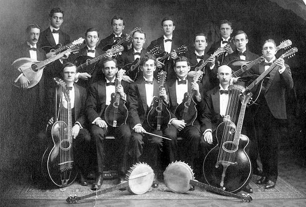 Corso di mandolino
