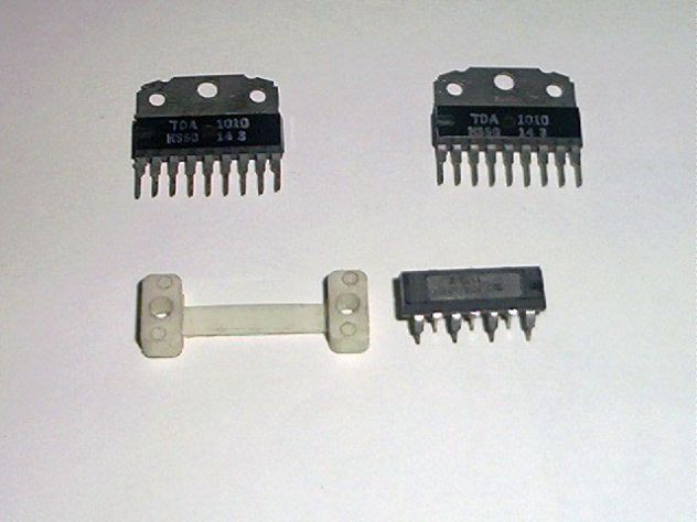 TDA 2010 e 2 TDA 1010, amplificatori audio - Foto 3