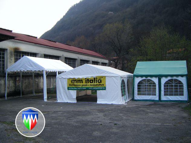 Gazebo Professionali per Adunata Alpini 2018 a Trento - Foto 8