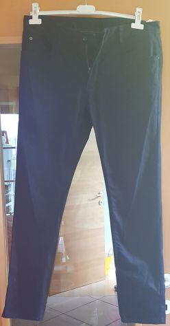 5 paia pantaloni uomo Tg 32 Zara Man e altre marchee - Foto 4
