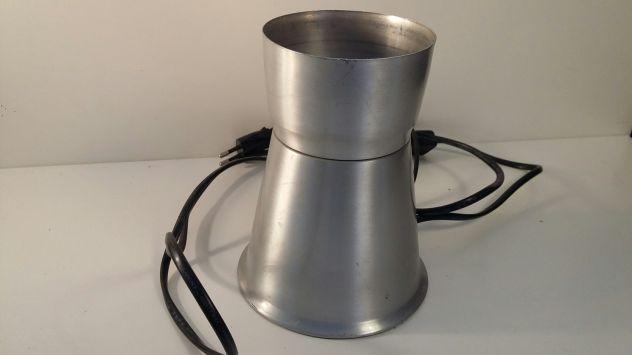 A223 alluminio vecchio applique lampada
