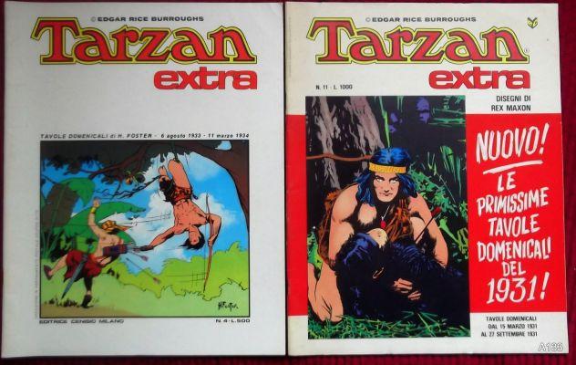 TARZAN EXTRA 1974-75 COMPLETA 1/15