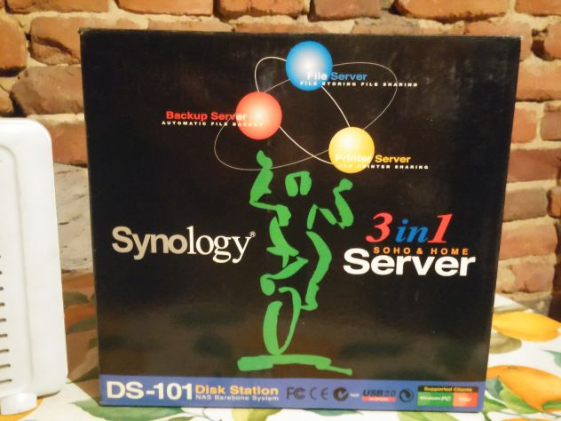 Server Synology DS-101