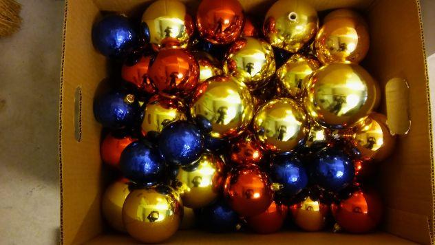 Palline dell'albero di Natale