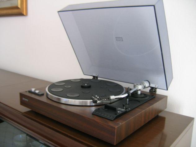 Giradischi SONY PS-1150 Vintage 1976