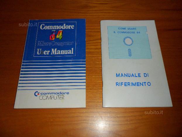 Manuale Commodore 64