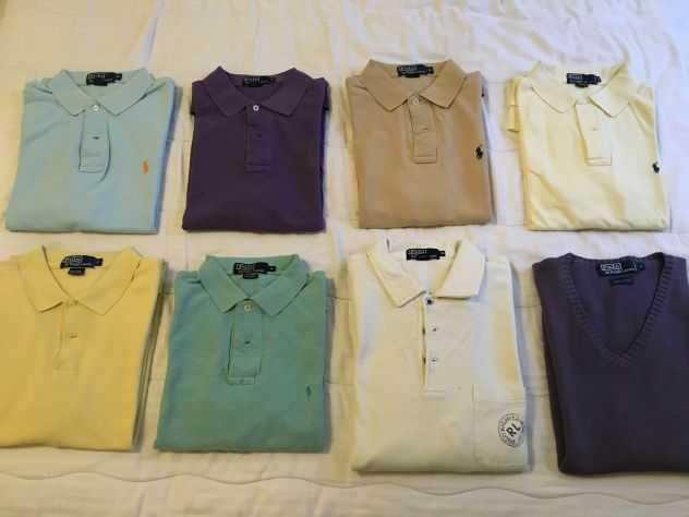 Splendide Polo Ralph lauren oroginali