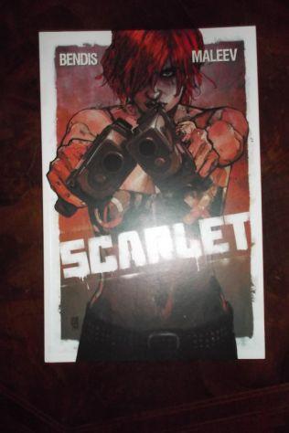 Scarlet(paninicomics,2011)