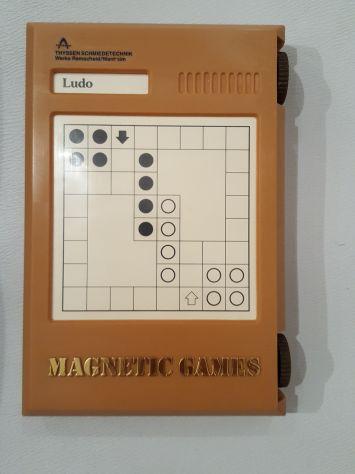 Magnetic Games - gioco vintage da viaggio - Foto 3