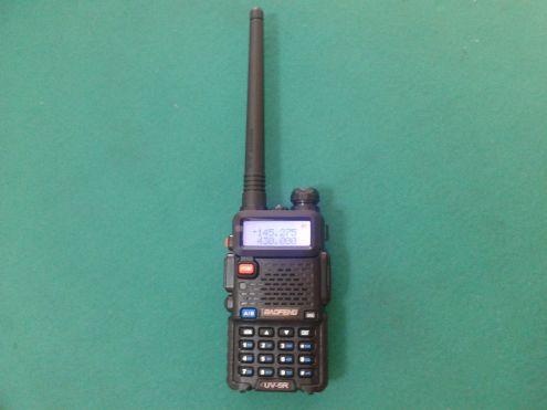 RADIO RICETRASMITTENTE DUAL BAND BAOFENG UV-5R VHF UHF - Foto 2