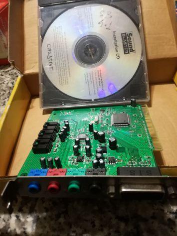 Scheda audio Sound Blaster CT4750