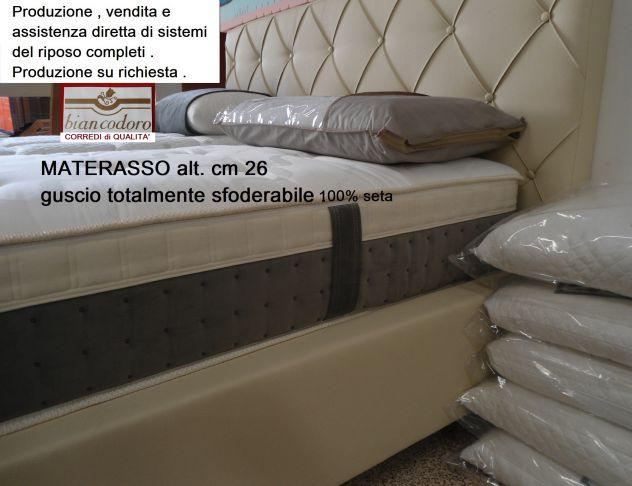 Materassi Lecce.Materassi Memory Form Carbonio Argento Lino E Sistemi Di