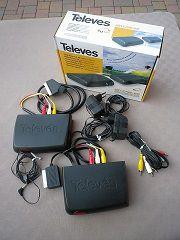 trasmettitore ricevitore audio-video 2.4GHz