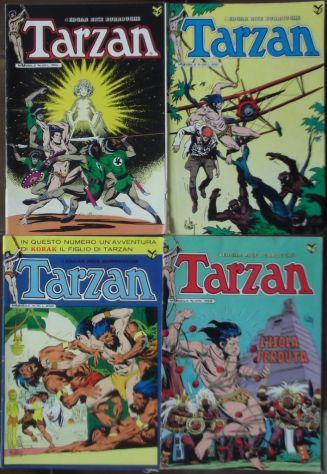 TARZAN MENSILE CENISIO 1975